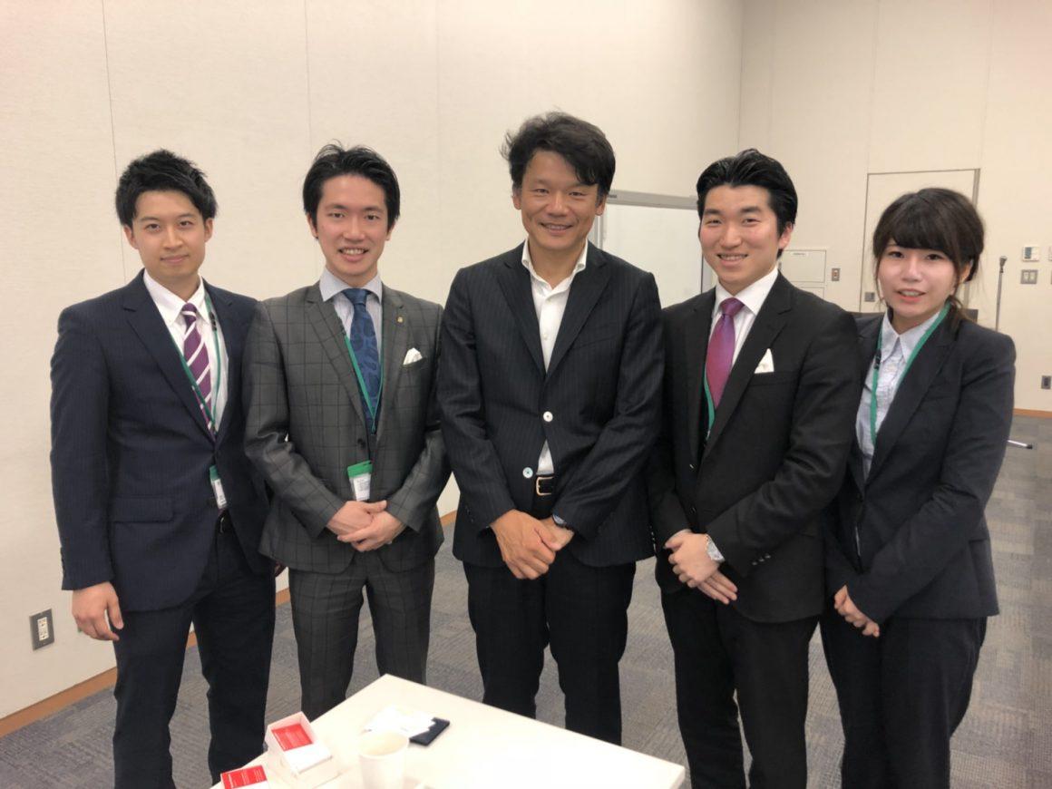 【課外講義:ヤフー株式会社代表取締役CEO 宮坂学様 講演会】