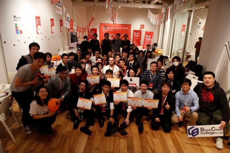 ハーバードの学生をはじめとする世界トップクラスのハッカー達に、刺激を受けました!